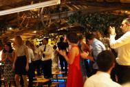 BluFrame, Die Party-, Tanz-, Hochzeitsband
