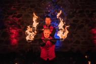 Freaks on Fire – Feuershow & Lichtshow