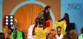 Zauberkünstler ZINO/ Hier sind Kinder die Stars!