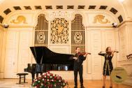 DUO DIVITES Violinen