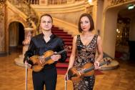 DUO DIVITES. Violins and more..