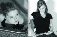 Gudrun Wagner - Flöte & Harfe oder Flöte solo