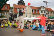 Leinado DER Jongleur - DIE umWerfende Jonglageshow aus Thüringen