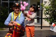 Clown PepePan & sein Team - Therapie Clown auch mit Hund , Ballon Künstler, Kindershows, Stelzen