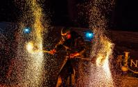 Feuershow Incendio
