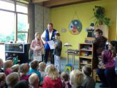 Kinderzauberer -Markus Zaubern mit und für Kinder-