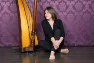 Gertrud Huber - Zither/Harfe