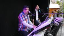 Piano Cocktail- Die Event und Partyband-