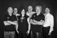 Holm & Co und Partyband K7