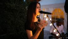 Evelyn Fay Sängerin, Jazz-Latin-Popduo,-trio