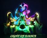 "LED Show Ballett ""Light of Dance""/LED Tanzshow"