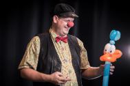 Clown & Zauberkünstler Benji Wiebe