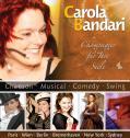 Carola Bandari · Hochzeitssängerin & Herzblutsängerin