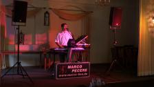 Alleinunterhalter und DJ Marco Pecere