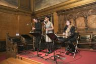Beatrice Asare Trio