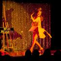 DIXIE DYNAMITE   Vintage-Tanz-Entertainerin