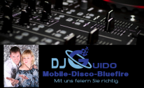 Mobile Disco Bluefire