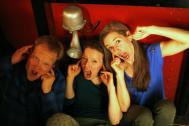 A Cappella-Trio Stimmfisch