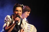 Ladies AHOI! Duo mit Akkordeon und Gesang und Comedy