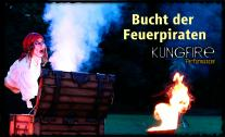 Kungfire Feuershows und Walk-Acts