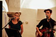 Allein/Duo: Léon Rudolf & Eena May