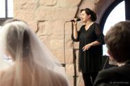 Silvie Fazlija - Sängerin für besondere Anlässe