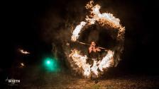 ANJA FIRE ARTIST & TEAM - das flammende Eventhighlight