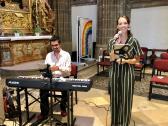 Sängerin Barbara Endl-Kapaun