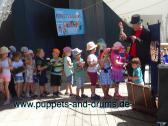 PUPPETS & DRUMS - Dirk Bennert
