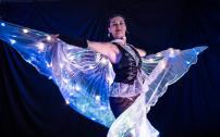 Tanzlicht K * Tanz, Lichtshows & Feuerartistik