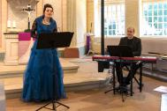 Nadja Müller *Mezzosopran* Sopran* Sängerin **Classical in corde suo©***