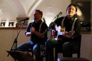Acoustic Voice String - Swen & Herbie