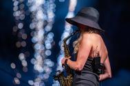 Anne La Sastra - Saxophonistin Hamburg
