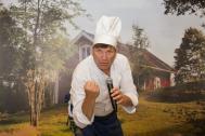 Jan-Olov der singende Koch