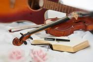 Herzen finden, Worte binden | Freie Reden und Musik