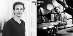 SaxoMunich, DJ + Saxophon