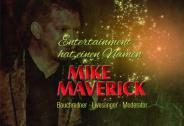 Bauchredner Mike Maverick