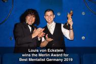 Zauberkünstler Louis von Eckstein