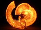 Element of Firedance by Lydia