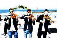 """Violin Guys - """"Hochzeitsband"""""""