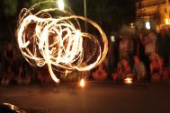 Pandora Feuershows