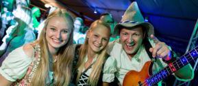 Oktoberfestband Lichtensteiner