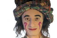 Clown Piccolo, Clown & Spasskellner