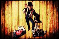 Klinsch - The clowning Bandit!