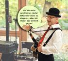 Max der Straßenmusikant