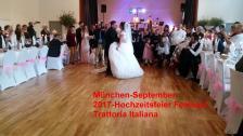 Italienische, deutsche, latino, Disco, Charts Party Hochzeitsband