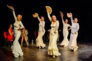 Nati Blanco - Flamencotänzerin