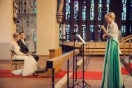 Hochzeitssängerin Bärbel Rolfes