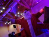 Weihnachtsfeier-Programm Bauchredner Claus Augenschmaus