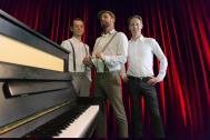 Buskers Deluxe | mobil mit Klavier